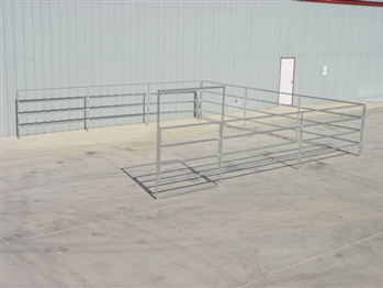 4-Rail Horse Corral Add-On