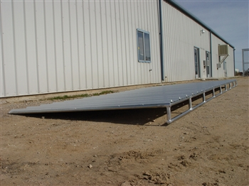 Horse Shelter Trussed Roof Panel ONLY