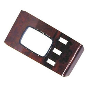 Nissan Leaf Wood Dash Kit by B&I