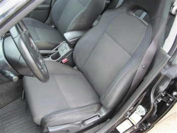 Subaru Impreza WRX Sedan Katzkin Leather Seats (HB Buckets with SRS airbags), 2004, 2005, 2006, 2007