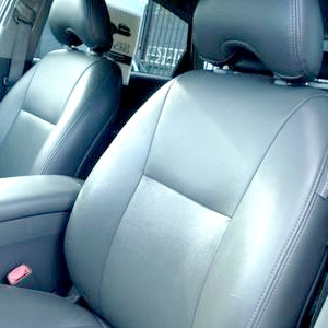 2004-2005 TOYOTA PRIUS SEDAN Katzkin Leather Interior (2 row)