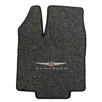 Chrysler Pacifica Berber 2 Floor Mats