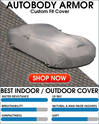 Indoor Stretch Car Cover Fits Nissan 350Z 2008UV ProtectBreathable