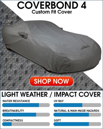 Coverbond 4 Car Cover | AutoSeatSkins.com