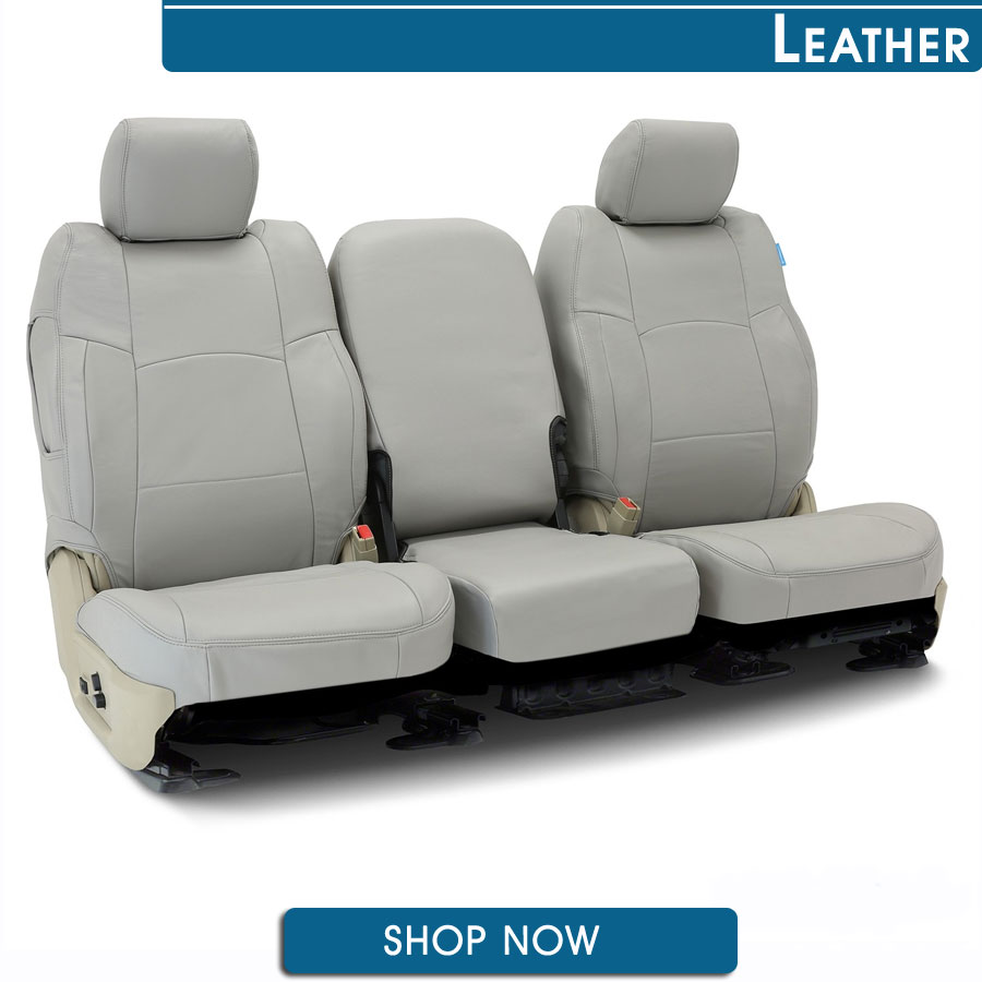 Leather Seat Cover | AutoSeatSkins.com