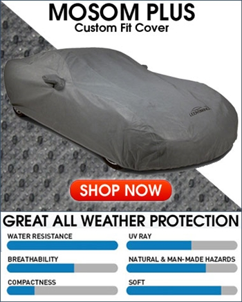 Mosom Plus Car Cover | AutoSeatSkins.com