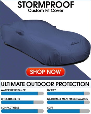 Stormproof Car Cover | AutoSeatSkins.com