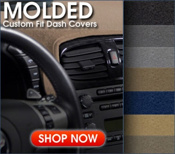 Coverking Molded Dash Cover | AutoSeatSkins.com