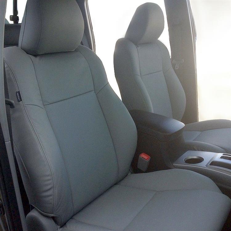 Astonishing 2005 2008 Toyota Tacoma Access Cab Katzkin Leather Interior Without Passenger Fold Flat Seat 2 Row Ibusinesslaw Wood Chair Design Ideas Ibusinesslaworg