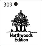 Katzkin Embroidery - Northwoods Edition, EMB-309