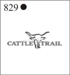 Katzkin Embroidery - Cattle Trail, EMB-829