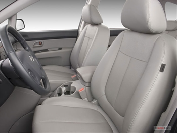 Kia Rondo LX, EX Katzkin Leather Seats, 2007, 2008, 2009, 2010 (with third row seating)