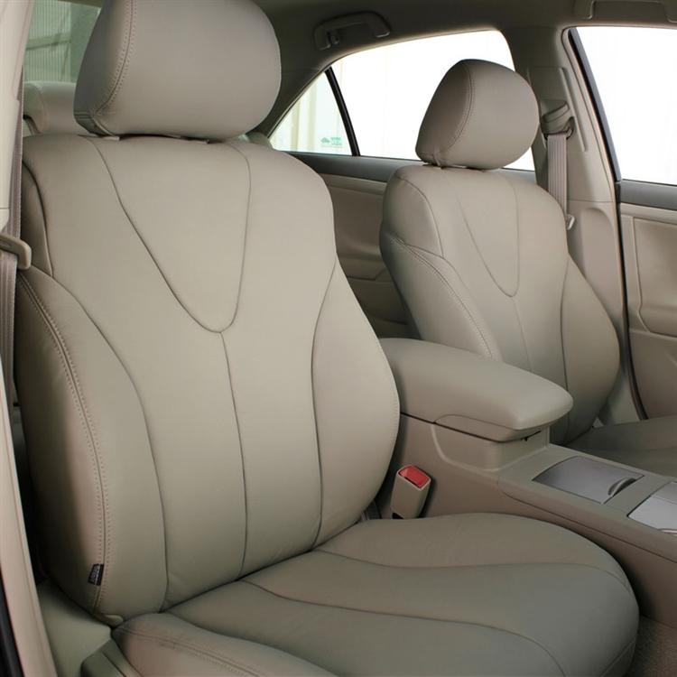 Toyota Camry Se Katzkin Leather Seats 2007 2008 2009 2010 2011 Autoseatskins Com