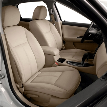 Chevrolet Impala Katzkin Leather Seats (split rear), 2011