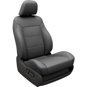 Kia Forte Leather Seat Upholstery Kit by Katzkin
