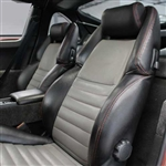 Nissan 300ZX 2+2 Katzkin Leather Seats, 1990, 1991, 1992, 1993, 1994, 1995, 1996, 1997