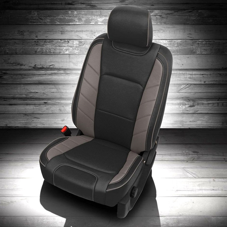 2016 Ford F150 Seat Covers >> 2016 Ford F150 Crew Cab Xlt Limited Design Katzkin Leather Interior 2 Row
