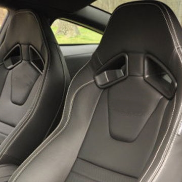 Ford Mustang Coupe Gt Recaro Katzkin Leather Seats 2015 2016 2017 2018 2019 Autoseatskins Com