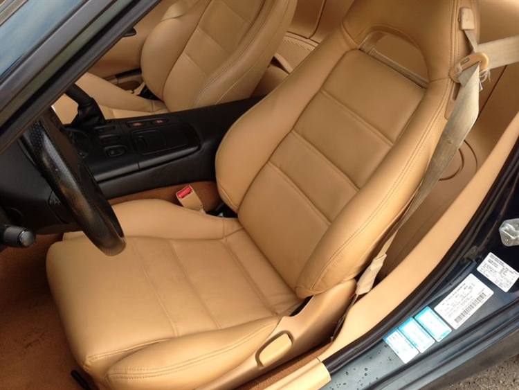Mazda Rx7 Katzkin Leather Seats 1993 1994 Autoseatskins Com