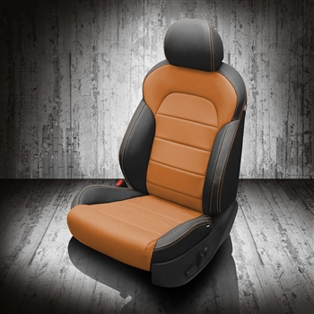 Kia Stinger GT Katzkin Leather Seats, 2018, 2019, 2020