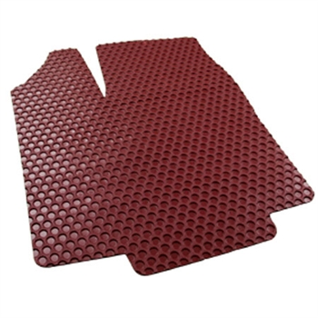 BMW 6 Series Rubbertite All-Weather Floor Mats