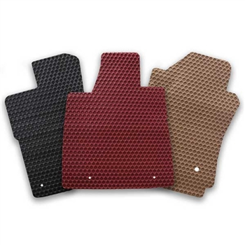 Chrysler Pacifica Rubbertite All-Weather Floor Mats