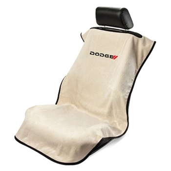 Dodge Seat Towel Protector - New Style