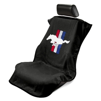 Ford Mustang Seat Towel Protector