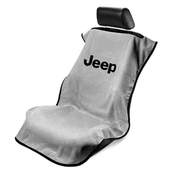 Jeep Logo Seat Towel Protector