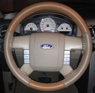 rolls royce leather steering wheel cover by wheelskins. Black Bedroom Furniture Sets. Home Design Ideas