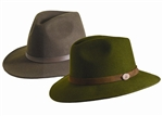 Kakadu Clancy Wool Felt Hat