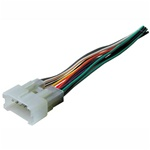 BEST KITS SUZUKI 12 PIN RADIO WIRING HARNESS