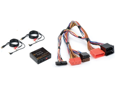 Dual Auxiliary Audio Input Interface for Volkswagen Beetle