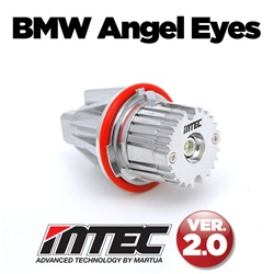 MTEC BMW Angel Eyes LED Bulb VER. 3.0