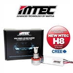 MTEC H8 6W BMW Angel Eyes LED Bulb