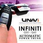 Unavi Infiniti Q50 Q60 Automatic Power Trunk