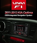 Unavi F1 Kia Optima 2011-2013