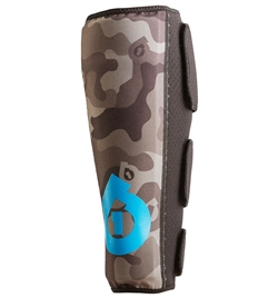 SixSixOne Comp AM Shin Guards