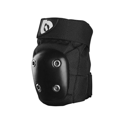 SixSixOne DJ Youth Elbow Guards Black