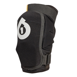 SixSixOne Rage Elbow Guards Black
