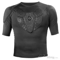 SixSixOne Subgear Short Sleeve Compression Armor