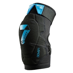 7iDP Flex Knee Pad black