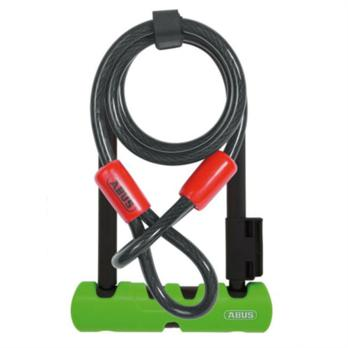 ABUS Ultra 410 Bicycle Lock W/ Cable