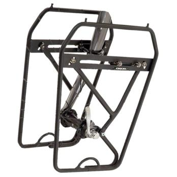 Axiom Journey DLX Low Rider Front Rack: Black