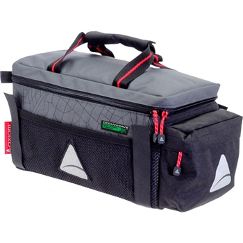Axiom Seymour Oceanweave P9 Trunk Bag Gray/Black
