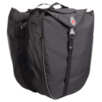 Banjo Brothers Saddlebag Panniers: Black~ Pair