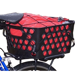 BiKASE Dairyman Rear Basket