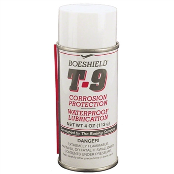 Boeshield T9 Chain Lube 4oz Spray