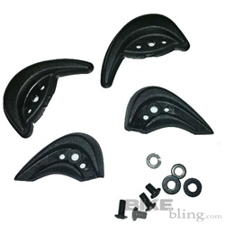 Bont Rubber Base Kit (2 Pair)