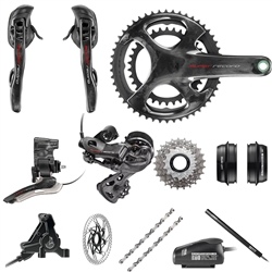 Campagnolo Super Record EPS 12-speed Disc Brake Groupset